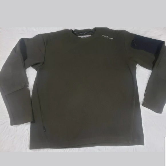 Columbia Other - Columbia Mens Titanium Large Long Sleeve Pullover